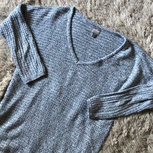 Light Blue Dolman Sweater